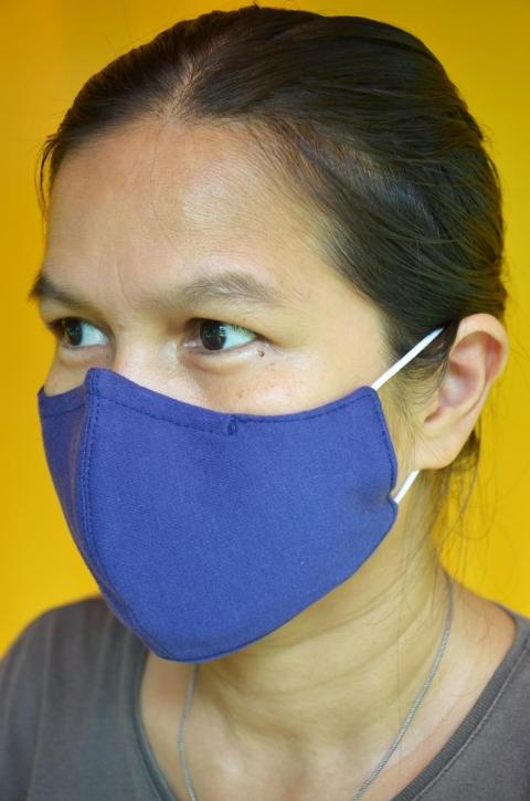 50-500 Stück Mundschutz Gesichtsmaske Mund-Nase-Schutz Behelfsmaske