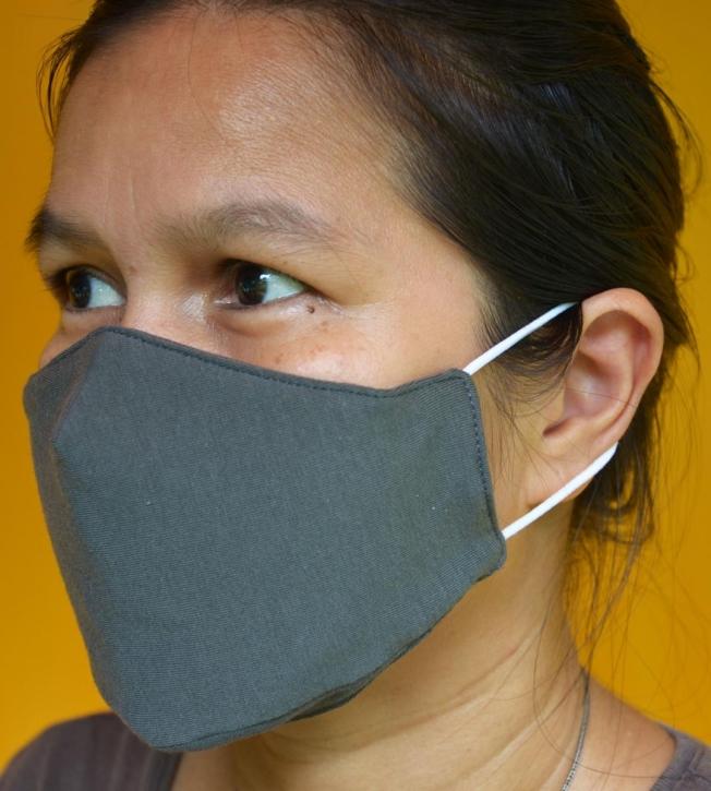 50-500 Stück Gesichtsmaske Mundschutz Atemschutzmaske Maske Nano-Silver