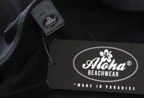 gepunkteter Vintage Neckholder Bikini Pin Up Fashion